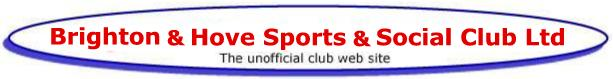 Brighton and Hove Sports and Social Club Ltd